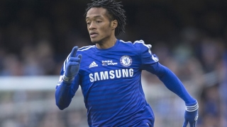 Chelsea winger Cuadrado in Turin: With God's help I'll succeed with Juventus