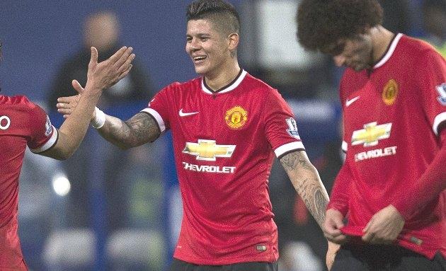 Rojo tells Man Utd: Di Maria can match Messi, Ronaldo