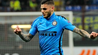 Inter Milan striker Icardi excited by Jovetic deal