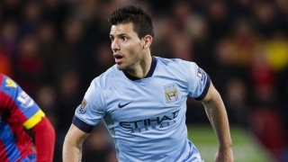 Aguero returns to Man City training with fellow South American