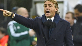 Inter Milan coach Mancini satisfied with Sampdoria point