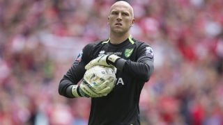 Norwich keeper Ruddy spurs Motherwell on ahead of Rangers play-off