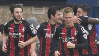 Bournemouth Cook delighted to atone for Arsenal error with Liverpool triumph