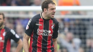 Shock return? Portsmouth striker Pitman training with Bournemouth