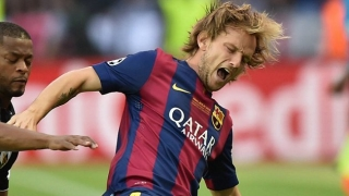 Man City target Rakitic won't slate Barcelona coach Enrique