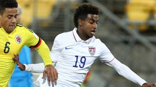 ​Arsenal starlet Zelalem out for up to nine months