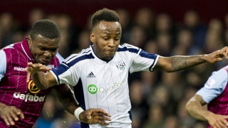 West Brom boss Pulis: Berahino upset with miss