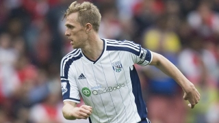 West Brom midfielder Fletcher desperate to be fit for Scotland