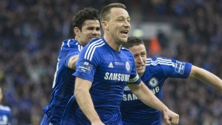 Mourinho not blaming Chelsea captain Terry for red card
