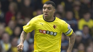 ​Garcia expects disciplinary improvement from Watford skipper Deeney