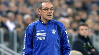 Napoli coach Sarri warns Melo: Careful what you say...