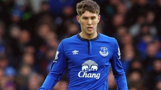 Man Utd waiting to pounce for Everton defender Stones