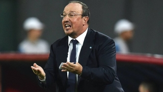 Benitez delighted as Real Madrid thump Inter Milan