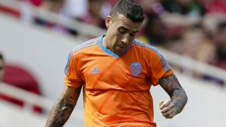 Man Utd target Otamendi returns to Valencia training