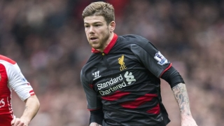 Real Madrid opted against Liverpool full-back Alberto Moreno