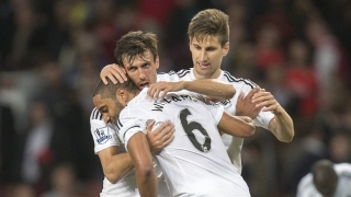 Swansea in formal partnership with DC United