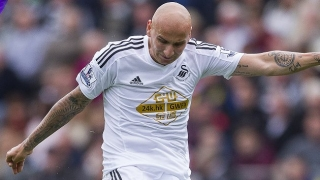 Swansea midfielder Shelvey: My blow-up with Fergie...