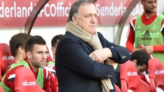 ​Advocaat had decided on Sunderland future before West Ham clash