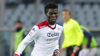 Cagliari president Giulini: Chelsea, Juventus in contact for Donsah