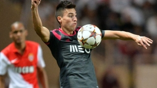 Benfica winger Nico Gaitan back on Man Utd radar
