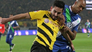 Man City grab pole position in race for Borussia Dortmund star Gundogan