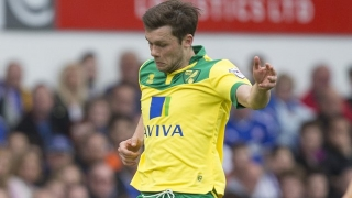 Burnley eyeing Norwich midfielder Jonny Howson