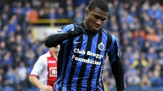 Obbi Oulare travels to London as Watford discuss fee with Club Brugge