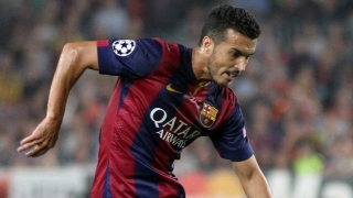 Barcelona coach Luis Enrique: Pedro's choice if he joins Man Utd