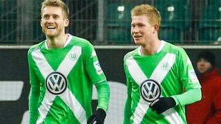 Wolfsburg coach Hecking responds to latest Man City De Bruyne rumours