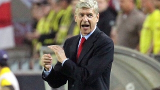 Arsenal away form delights Wenger after early home loss