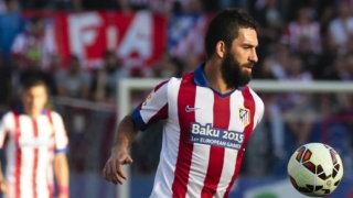 Altetico Madrid winger Turan prefers Chelsea over Man Utd