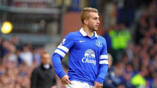 Everton returnee Deulofeu buoyed by Toffees support