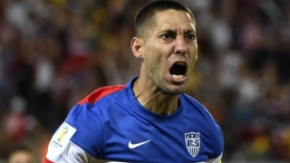 Former Premier League stars Dempsey, Martins reunite for Seattle Sounders