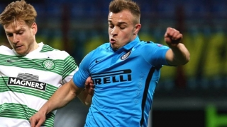Stoke not giving up landing Inter Milan midfielder Shaqiri