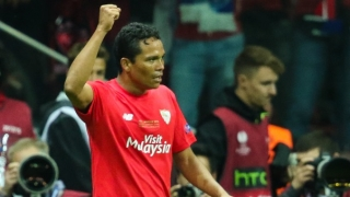 AC Milan striker Bacca welcomes Balotelli competition