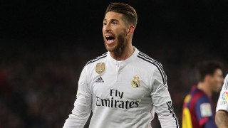 Sergio Ramos happy to take Real Madrid captaincy