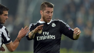Real Madrid defender Sergio Ramos denies Man Utd talks