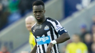 Newcastle prepared to offload Tiote to Shanghai Shenhua
