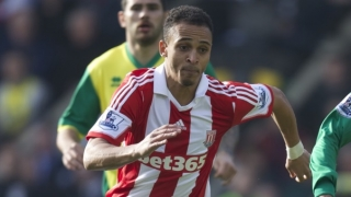 Veteran striker Odemwingie eager to repay Stoke faith