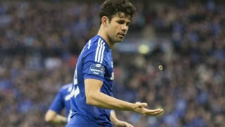 ​Chelsea striker Costa omitted from Spain squad