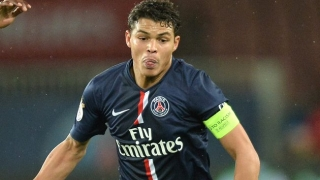 Chelsea fighting Juventus, AC Milan for PSG defender Thiago Silva