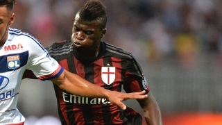AC Milan striker Niang plays down injury fears