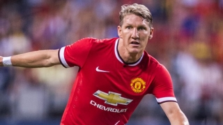 ​Schweinsteiger keeping fit ready for Man Utd call