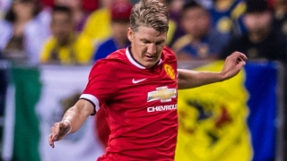 ​Schweinsteiger trains with Man Utd U23 squad