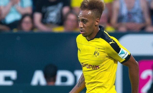 Man City ready to test BVB resolve with Aubameyang offer
