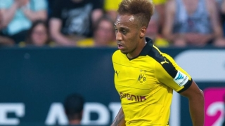 Borussia Dortmund striker Aubameyang reacts to Arsenal rumours...