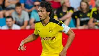BVB chief Watzke: Hummels was joining Man Utd in spring