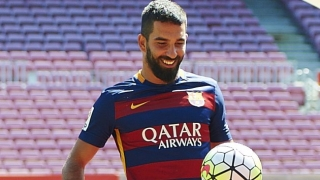 Arda Turan happy to be finally playing for Barcelona