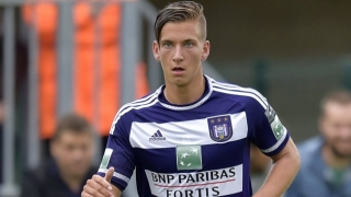 Aston Villa challenge West Brom for Anderlecht star Praet