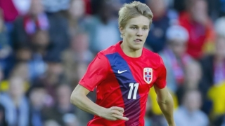 Real Madrid midfielder Odegaard delighted with Real Sociedad move